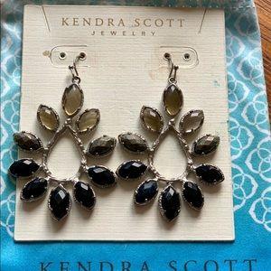 Ombré Black Kendra Scott Earrings